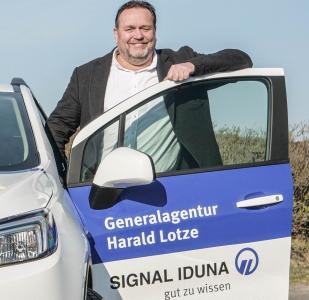 Harald Lotze