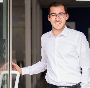 Bezirksdirektion Yannik Weber