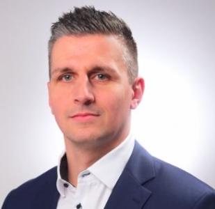 Geschäftsstellenleiter Tobias Nagel