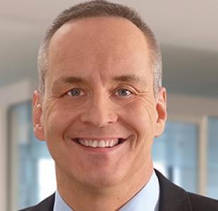 Geschäftsstellenleiter Peter Metzler