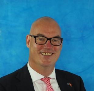 Gebietsdirektor Lars Nadermann